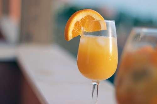 Jugo de Naranja exprimido