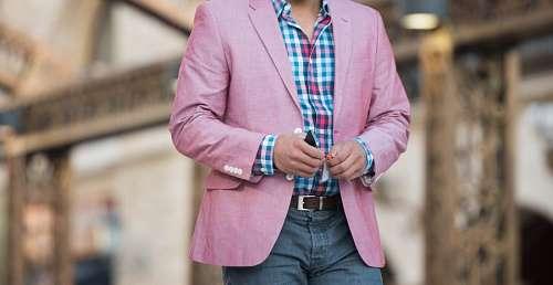 imágenes gratis Hombre con traje Rosa