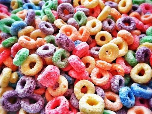 imágenes gratis Cereales de Colores
