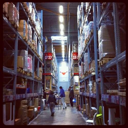 comercio, supermercado, venta, producto, gente, pr