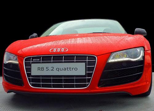 Coche deportivo Audi Quattro para wallpaper