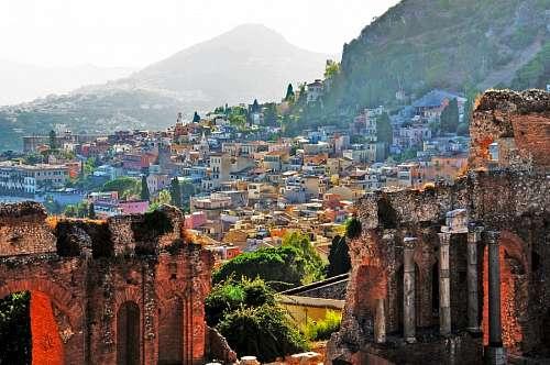 imágenes gratis Sicilia, Italia