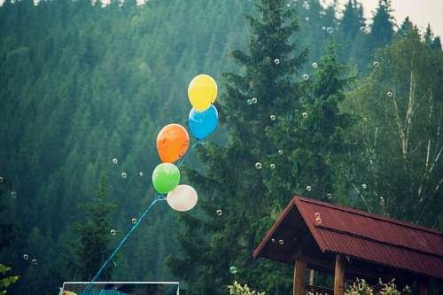 imágenes gratis burbuja, colores, colors, festival, fiesta, gente,
