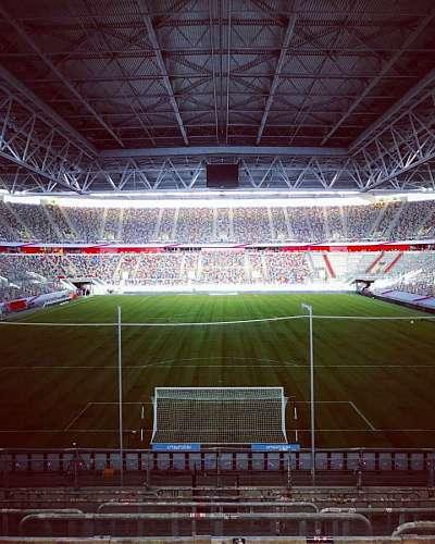 imágenes gratis Estadio de futbol