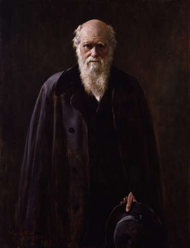 imágenes gratis Charles Darwin