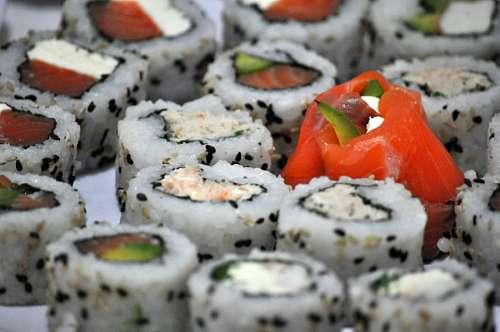 Sushi Variedad