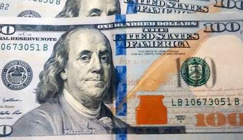 Billete Dolares