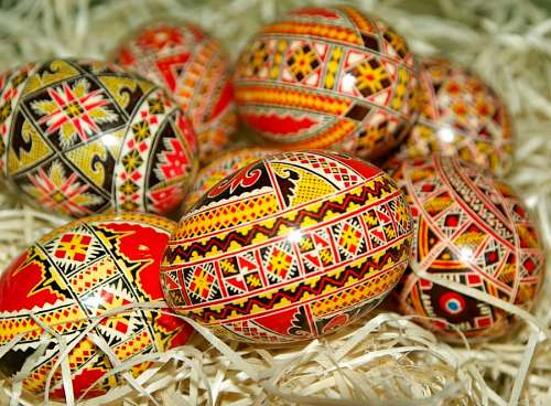 imágenes gratis Huevos de pascua