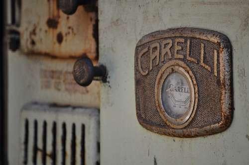 Horno Antiguo Carelli