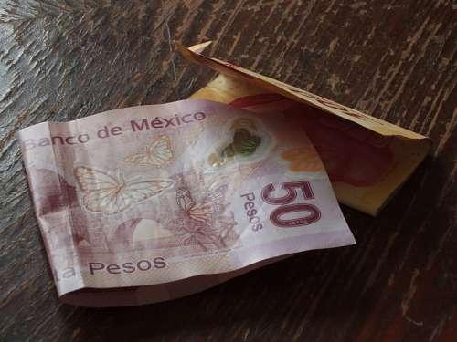 50 pesos Mexicanos