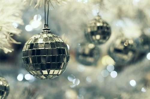 imágenes gratis Adorno navideño Blanco