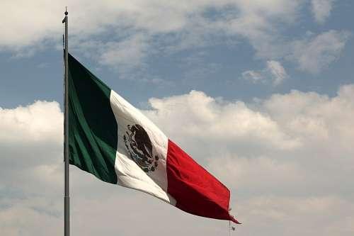 imágenes gratis Bandera de Mexico