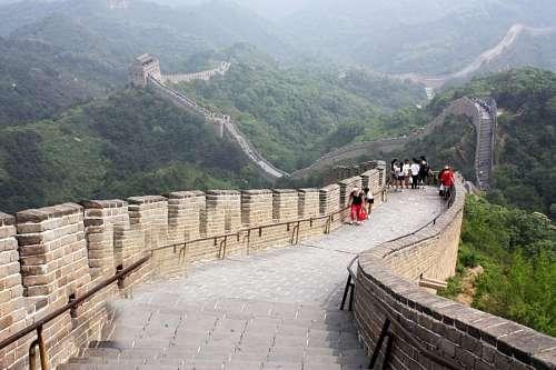 imágenes gratis Muralla China