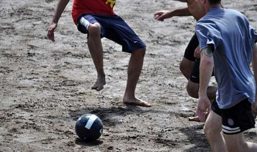 imágenes gratis Futbol de Playa