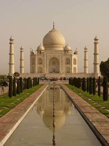 imágenes gratis Taj Mahal