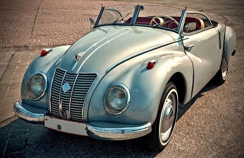 imágenes gratis Carro clasico Ifa F9