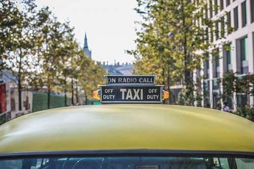 imágenes gratis Vintage Taxi