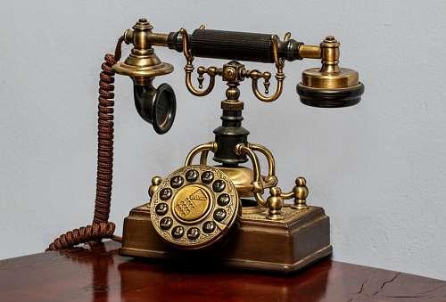 imágenes gratis Telefono Antiguo