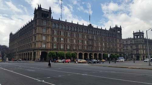 imágenes gratis Zocalo de Mexico