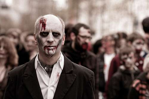 imágenes gratis zombie