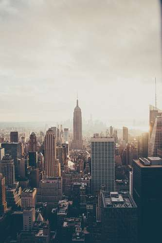 Edificios Ciudad de New York Vertical