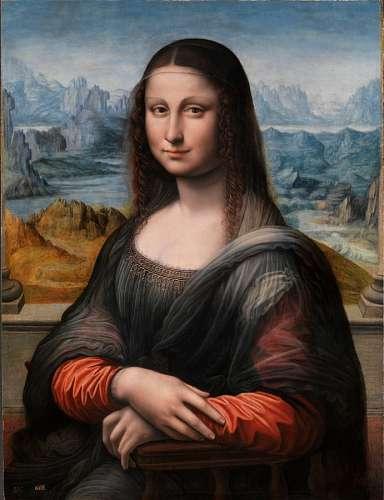 imágenes gratis Mona Lisa