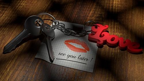 imágenes gratis Nos vemos mas tarde Amor San valentin