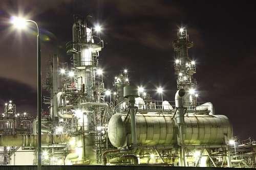 imágenes gratis Central de Energia
