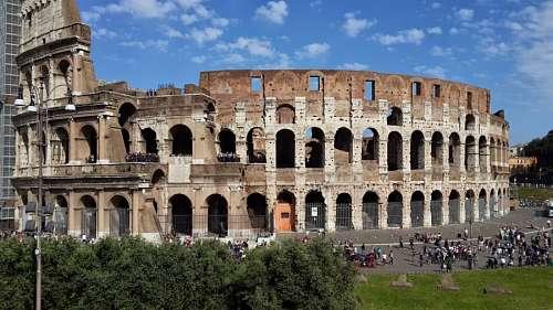 imágenes gratis Coliseo Romano