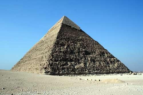 imágenes gratis Piramide de Chefren, Egipto