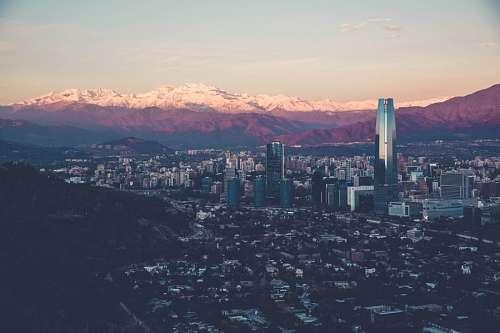 imágenes gratis Santiago de Chile