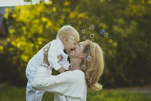 Conexión única entre madre e hijo