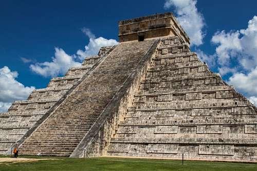 imágenes gratis Piramide de Chichen Itza