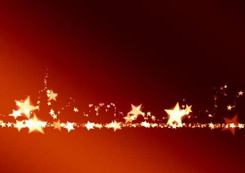 imágenes gratis Fondo con estrellas