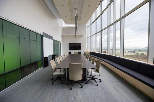 imágenes gratis Sala de reuniones