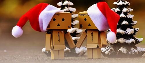 imágenes gratis Danbos navideños