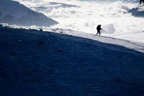 imágenes gratis Sky en la Nieve
