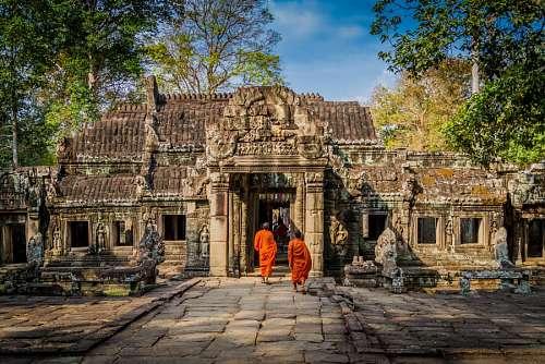 imágenes gratis Angkor Wat