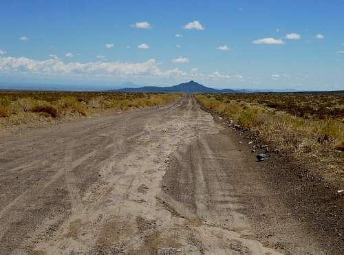 imágenes gratis Ruta de Tierra en Mendoza