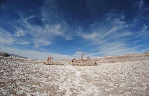 imágenes gratis Desierto de Atacama, Chile