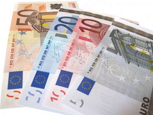 imágenes gratis billete, billetes, euro, Europa, European, Europeo