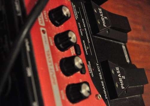 Pedal Guitarra Electrica