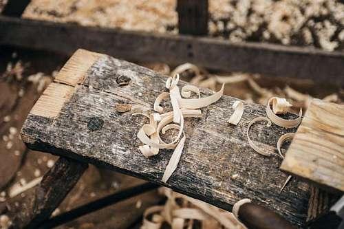 Tallando madera