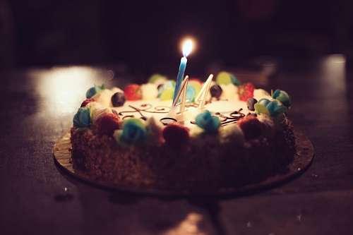 imágenes gratis Torta de cumpleaños