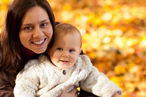 imágenes gratis Madre e Hijo