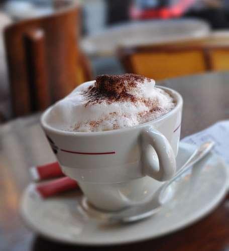 Cafe en Paris
