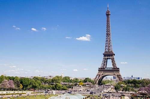 imágenes gratis Torre Eiffel