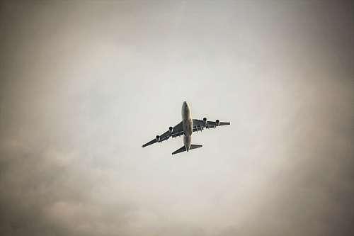 imágenes gratis Avion vista de abajo