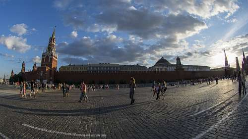 Kremlin, Rusia