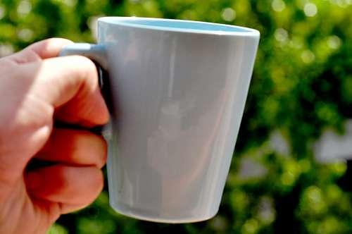 imágenes gratis Mano Sosteniendo una Taza
